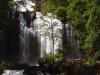 Gorongosa Wasserfälle in Südostafrika